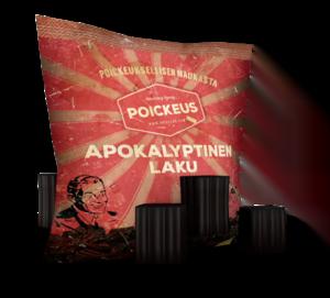 Poickeus animaation Apokalyptinen laku